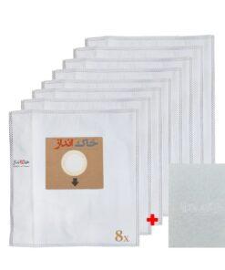 پاکت جاروبرقی ضد حساسیت اسنوا