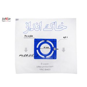 پاکت جاروبرقی ضد حساسیت تکنو