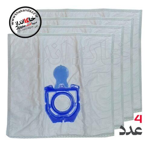 کیسه پاکت جاروبرقی فَکِر Vacuum Cleaner Dust Bag tip C