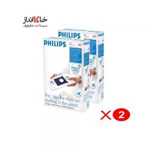 پاکت جاروبرقی فیلیپس 2 بسته پاکت Philips Vacuum cleaner