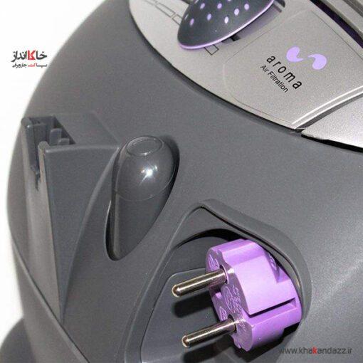 جاروبرقی پارس خزر مدل آروما2000 Aroma