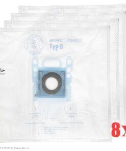 کیسه جاروبرقی کرال VSC-5250